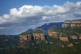 The Three Rondavels, Blyde River Canyon, Mpumalanga, South Africa Photographic Print by David Wall