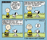 Peanuts - 2015 Boxed Calendar Calendars
