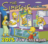 The Simpsons - 2015 Mini Calendar Calendars