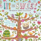 Life is Sweet - 2015 Mini Calendar Calendars
