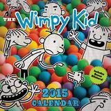 Wimpy Kid - 2015 Calendar Calendars