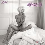 Naked - 2015 Calendar Calendars