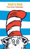 Dr. Seuss - 2015 2 Year Planner Calendars
