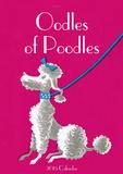 Poodles - 2015 Calendar Calendars