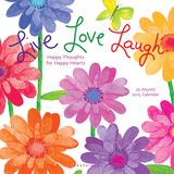Live Love Laugh - 2015 Calendar Calendars