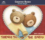 Teresa Kogut- Country Bears - 2015 Calendar Calendars