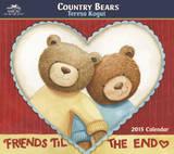 Teresa Kogut- Country Bears - 2015 Calendar Calendars