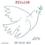 Picasso Art of Peace - 2015 Calendar Calendars
