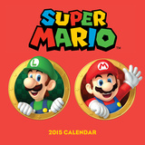 Super Mario Brothers - 2015 Calendar Calendars