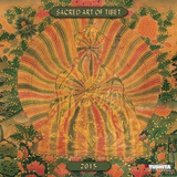 Sacred Art of Tibet - 2015 Calendar Calendars