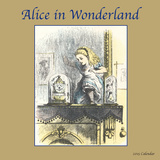 Alice in Wonderland - 2015 Calendar Calendars