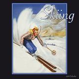 Skiing - 2015 Calendar Calendars