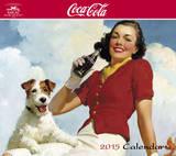 Coca-Cola - 2015 Calendar Calendars