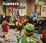 Disney The Muppets Most Wanted - 2015 Calendar Kalendere