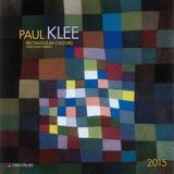 Paul Klee Rectangular Colors - 2015 Calendar Calendars
