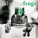 Fabulous Frogs - 2015 Calendar Calendriers