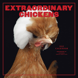 Extraordinary Chickens - 2015 Calendar Calendars