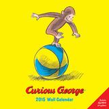 Curious George - 2015 Calendar Calendars