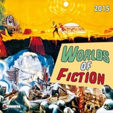 Worlds of Fiction - 2015 Calendar Calendars