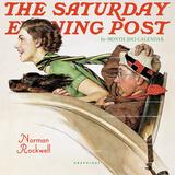 Saturday Evening Post - 2015 Mini Calendar Calendars