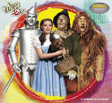 The Wizard of Oz - 2015 Calendar Calendriers