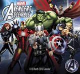 Avengers Assemble - 2015 Calendar Calendars