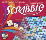 Scrabble - 2015 Boxed Calendar Calendars