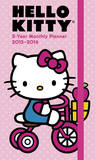 Hello Kitty - 2015 2 Year Pocket Planner Calendars