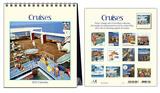 Cruises - 2015 Easel Calendar Calendars