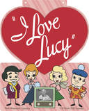 I Love Lucy - 2015 Die Cut Calendar Calendars