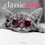 Classic Cats - 2015 Calendar Calendars