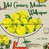 Mid Century Modern Wallpaper - 2015 Calendar Calendars