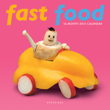 Fast Food - 2015 Mini Calendar Calendars
