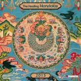 Healing Mandalas - 2015 Calendar Calendars
