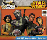 Star Wars Rebels - 2015 Boxed Calendar Calendars