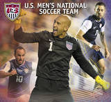 US Men's National Soccer - 2015 Calendar Calendars