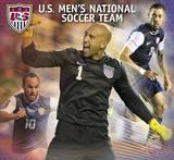 US Men's National Soccer - 2015 Calendar Calendars