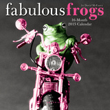 Fabulous Frogs - 2015 Mini Calendar Calendars