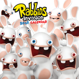 Rabbids Invasion - 2015 Calendar Calendars