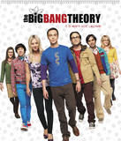 The Big Bang Theory - 2015 Poster Calendar Calendars
