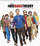 The Big Bang Theory - 2015 Poster Calendar Calendars