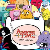 Adventure Time - 2015 Mini Calendar Calendars