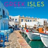 Greek Isles - 2015 Mini Calendar Calendars