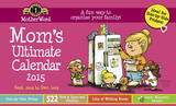 Motherword Magnetic - 2015 Family Organizational Calendar Calendars