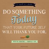 Your Future Self - 2015 Calendar Calendars