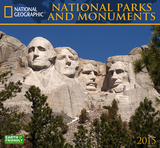 National Parks & Monuments - 2015 Calendar Calendars