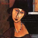 Amedeo Modigliani - 2015 Calendar Calendars