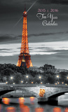 Paris Glitz - 2015 2 Year Planner Calendars