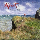 Claude Monet  By the Sea - 2015 Calendar Calendars