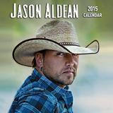 Jason Aldean - 2015 Calendar Calendars